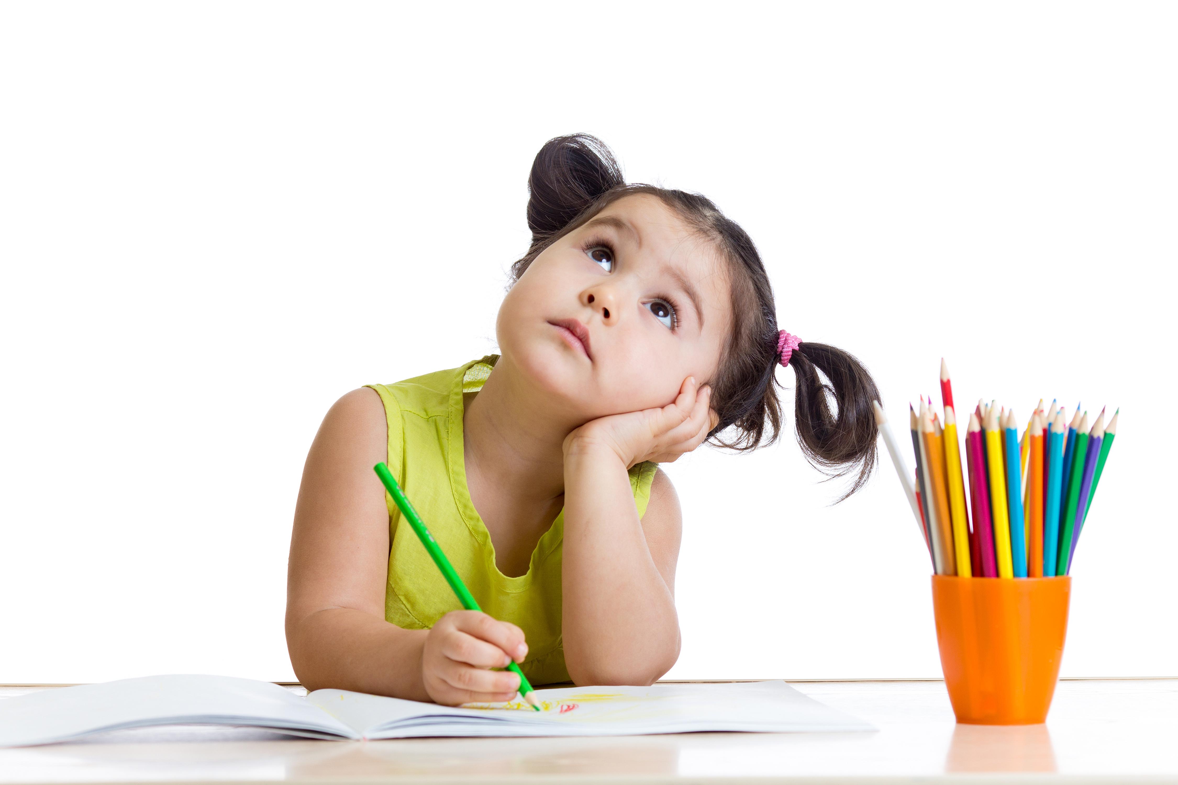 El arte de escribir ¡cómo coger el lápiz!
