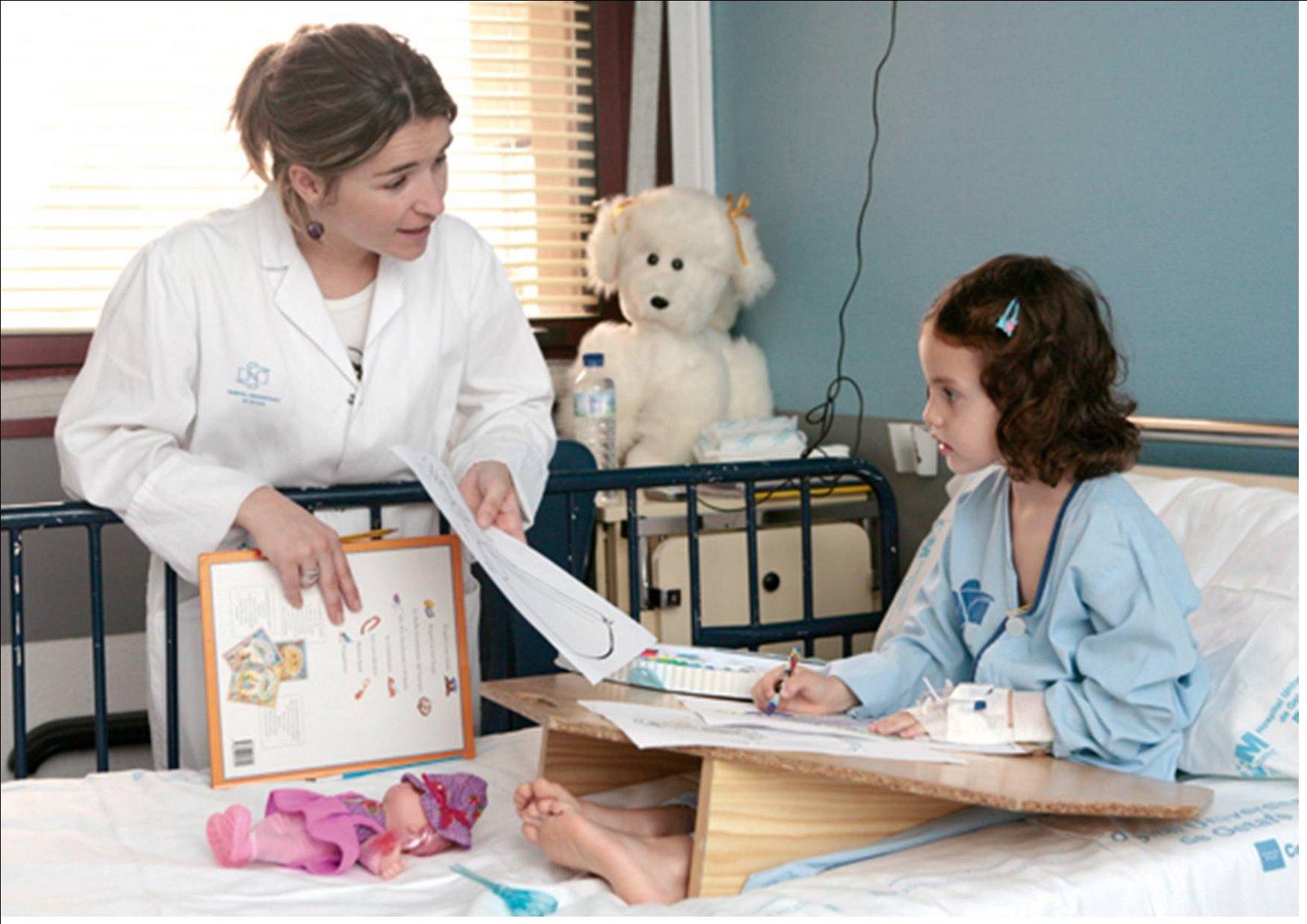 El niño enfermo crónico y su educación